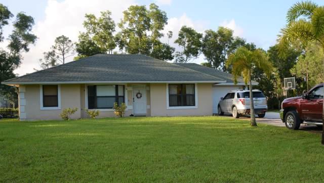 17815 92nd Lane N, The Acreage, FL 33470 (#RX-10577868) :: Harold Simon | Keller Williams Realty Services
