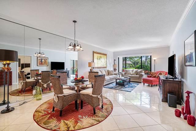 730 Greensward Court 110-J, Delray Beach, FL 33445 (MLS #RX-10577869) :: Berkshire Hathaway HomeServices EWM Realty