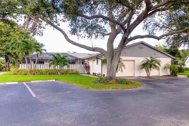 1431 Captains Walk 17C, Fort Pierce, FL 34950 (#RX-10577885) :: Harold Simon | Keller Williams Realty Services