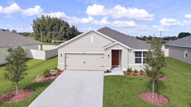 8628 Cobblestone Drive, Fort Pierce, FL 34945 (#RX-10577905) :: Harold Simon   Keller Williams Realty Services