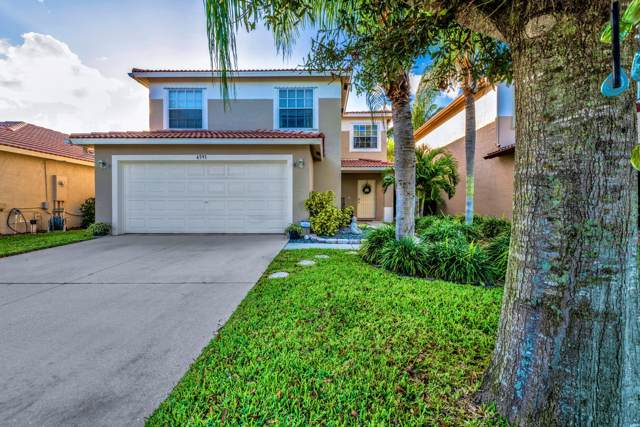 6591 Spring Garden Run, Lake Worth, FL 33463 (MLS #RX-10577914) :: Berkshire Hathaway HomeServices EWM Realty