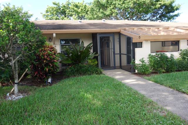 13173 Lucinda Palm Court B, Delray Beach, FL 33484 (#RX-10577936) :: Harold Simon | Keller Williams Realty Services