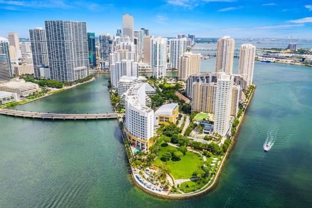 540 Brickell Key Drive #1413, Miami, FL 33131 (MLS #RX-10577946) :: Best Florida Houses of RE/MAX
