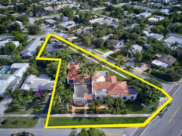 205 NE 5th Terrace, Delray Beach, FL 33444 (MLS #RX-10577948) :: Berkshire Hathaway HomeServices EWM Realty