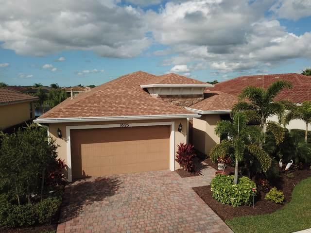 10123 SW Yellowwood Avenue, Port Saint Lucie, FL 34987 (#RX-10577991) :: Harold Simon | Keller Williams Realty Services