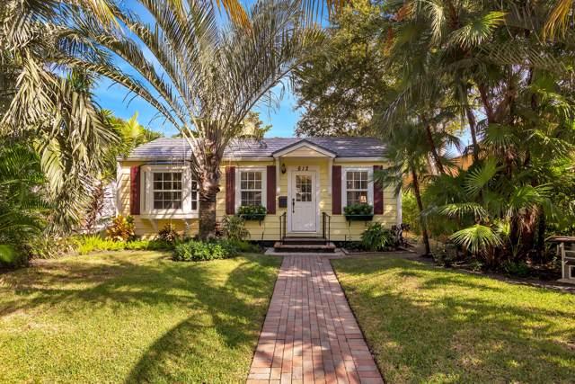 612 N Palmway W, Lake Worth, FL 33460 (MLS #RX-10578028) :: Castelli Real Estate Services