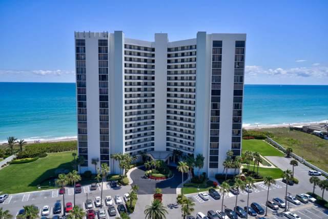 9650 S Ocean Drive #1005, Jensen Beach, FL 34957 (#RX-10578036) :: Ryan Jennings Group