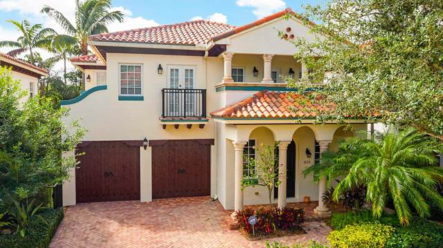 820 Eastview Avenue, Delray Beach, FL 33483 (#RX-10578087) :: Ryan Jennings Group