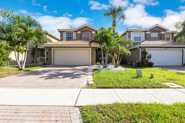 5414 Queenship Court, Greenacres, FL 33463 (#RX-10578088) :: Ryan Jennings Group