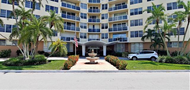 2800 N Flagler Drive #715, West Palm Beach, FL 33407 (#RX-10578119) :: Ryan Jennings Group