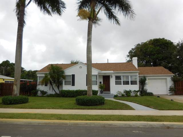 231 Columbia Drive, Lake Worth, FL 33460 (MLS #RX-10578170) :: Castelli Real Estate Services
