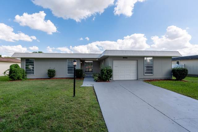 6504 Brookwood Boulevard, Tamarac, FL 33321 (MLS #RX-10578202) :: Castelli Real Estate Services