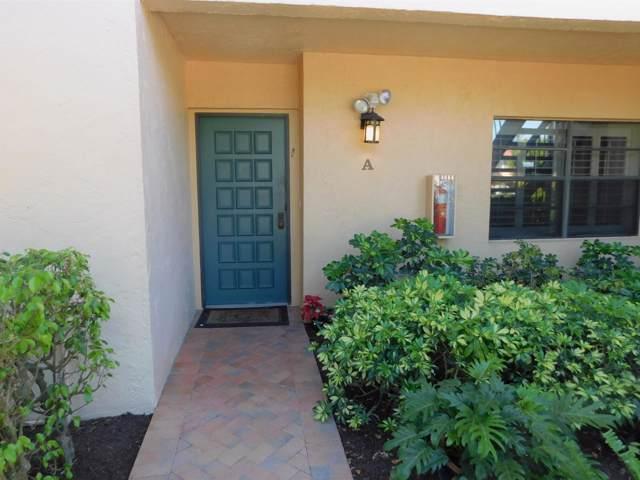 17 Southport Lane A, Boynton Beach, FL 33436 (#RX-10578227) :: Ryan Jennings Group