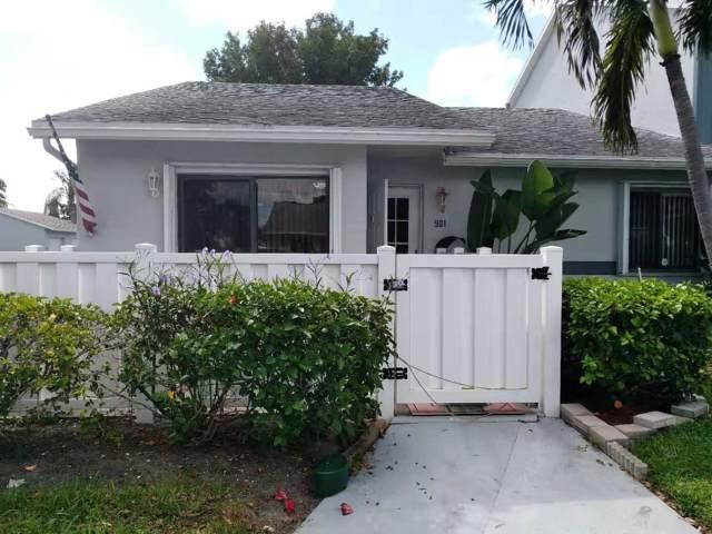 2641 Gately Drive W #901, West Palm Beach, FL 33415 (#RX-10578260) :: The Reynolds Team/ONE Sotheby's International Realty
