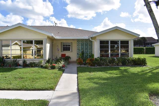 5126 Lakefront Boulevard D, Delray Beach, FL 33484 (#RX-10578283) :: The Reynolds Team/ONE Sotheby's International Realty