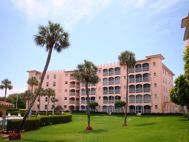1099 S Ocean Blvd Boulevard 206-S, Boca Raton, FL 33432 (#RX-10578296) :: Ryan Jennings Group