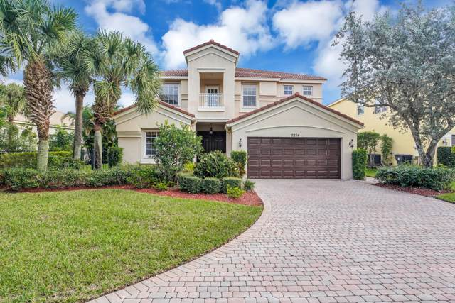 2214 Balsan Way, Wellington, FL 33414 (#RX-10578299) :: Ryan Jennings Group
