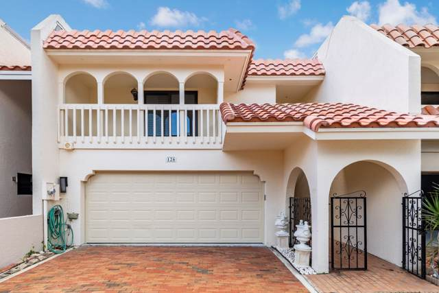 126 Harbor Circle, Delray Beach, FL 33483 (MLS #RX-10578327) :: Berkshire Hathaway HomeServices EWM Realty