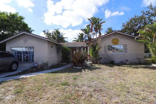 9035 SW 9th Street, Boca Raton, FL 33433 (MLS #RX-10578347) :: The Paiz Group