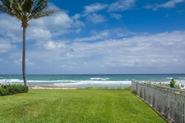 1203 Hillsboro Mile 7A, Hillsboro Beach, FL 33062 (#RX-10578370) :: The Reynolds Team/ONE Sotheby's International Realty