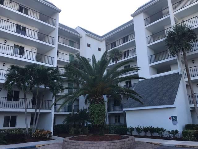2400 S Ocean Drive #7614, Fort Pierce, FL 34949 (#RX-10578405) :: The Reynolds Team/ONE Sotheby's International Realty
