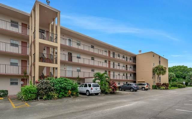 225 Bonnie Boulevard #203, Palm Springs, FL 33461 (#RX-10578412) :: Ryan Jennings Group