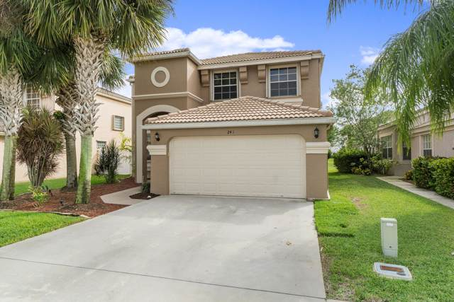 241 Saratoga Boulevard E, Royal Palm Beach, FL 33411 (MLS #RX-10578434) :: United Realty Group