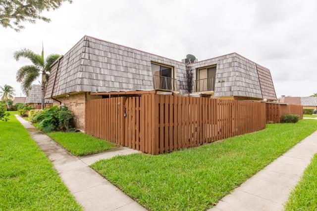 962 Springdale Circle, Palm Springs, FL 33461 (MLS #RX-10578479) :: Berkshire Hathaway HomeServices EWM Realty