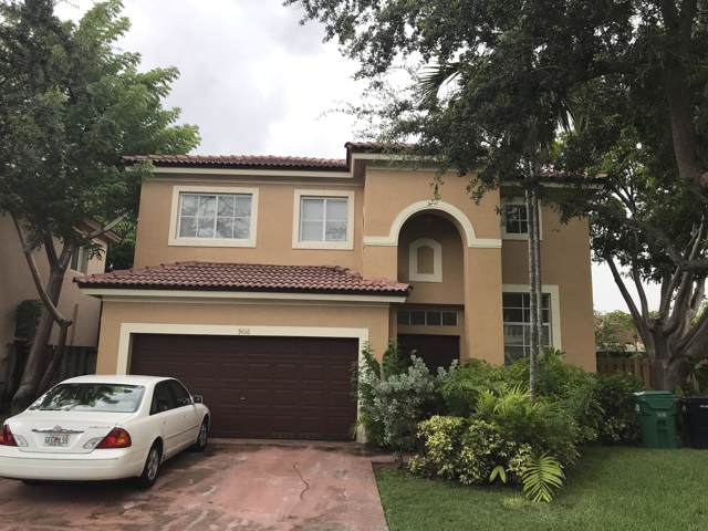 9016 SW 215th Street, Cutler Bay, FL 33189 (#RX-10578490) :: Ryan Jennings Group