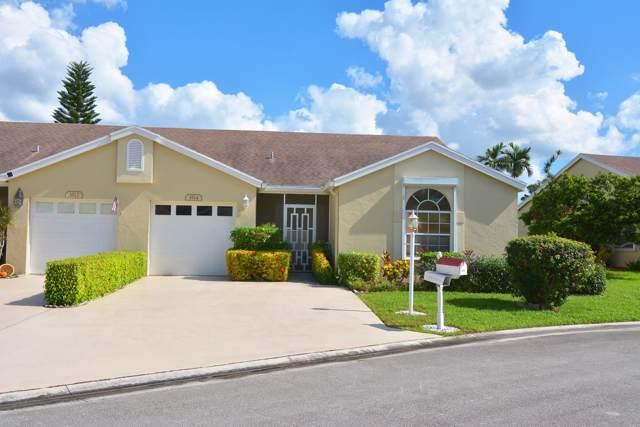 3514 Mill Brook Way Circle Circle, Greenacres, FL 33463 (MLS #RX-10578492) :: Berkshire Hathaway HomeServices EWM Realty