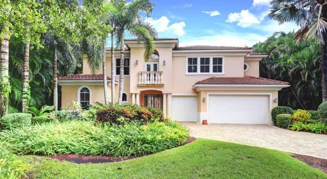 8935 Oakland Hills Drive, Delray Beach, FL 33446 (MLS #RX-10578507) :: Berkshire Hathaway HomeServices EWM Realty