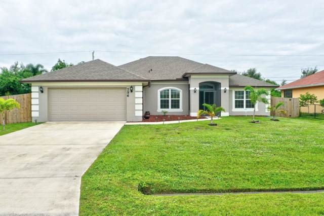 756 SW Sarazen Avenue, Port Saint Lucie, FL 34953 (#RX-10578511) :: The Reynolds Team/ONE Sotheby's International Realty