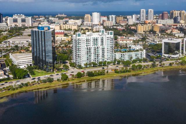 300 S Australian Avenue S #110, West Palm Beach, FL 33401 (#RX-10578521) :: Ryan Jennings Group