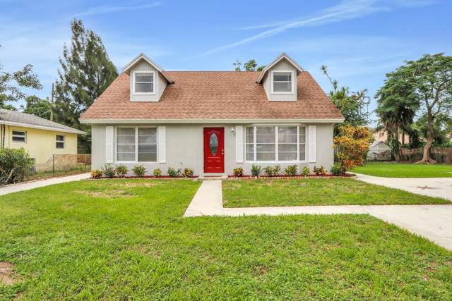 4331 Dale Road, Palm Springs, FL 33406 (MLS #RX-10578559) :: Berkshire Hathaway HomeServices EWM Realty