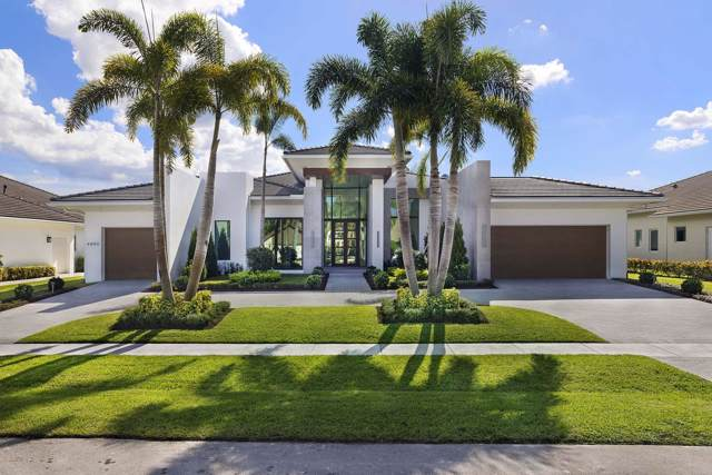 4880 Cherry Laurel Lane, Delray Beach, FL 33445 (#RX-10578562) :: Ryan Jennings Group
