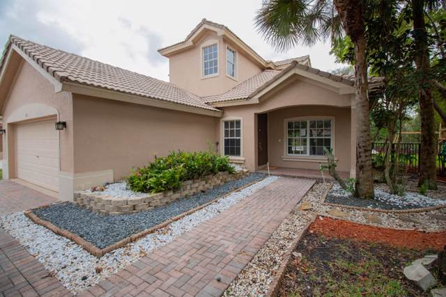 6163 NW 110th Avenue, Parkland, FL 33076 (#RX-10578583) :: The Reynolds Team/ONE Sotheby's International Realty