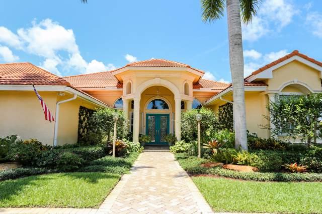 10377 Muirfield Road, Boynton Beach, FL 33436 (MLS #RX-10578678) :: United Realty Group