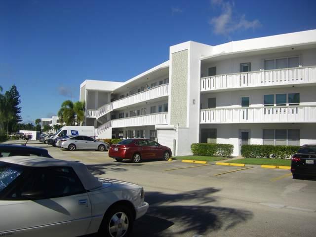 311 Wellington C #311, West Palm Beach, FL 33417 (#RX-10578687) :: Ryan Jennings Group