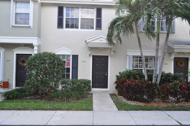 922 Kokomo Key Lane, Delray Beach, FL 33483 (#RX-10578711) :: Ryan Jennings Group
