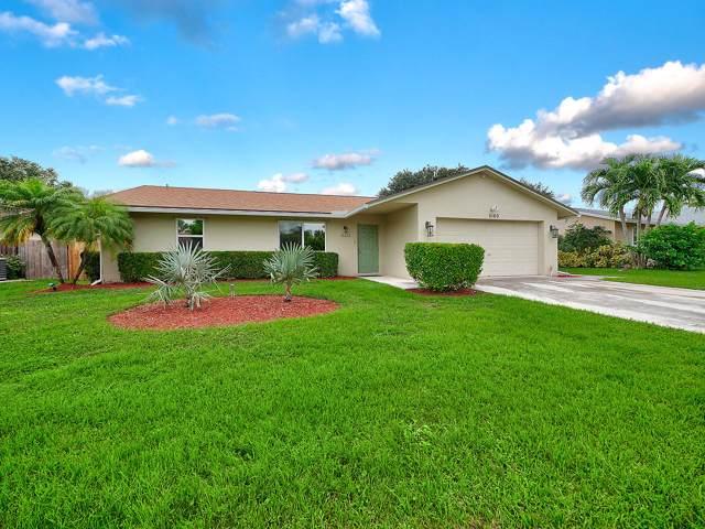 6160 Silver Oak Drive, Lake Worth, FL 33467 (MLS #RX-10578720) :: United Realty Group