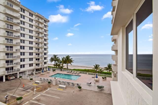 3301 S Ocean Boulevard #306, Highland Beach, FL 33487 (#RX-10578762) :: Ryan Jennings Group