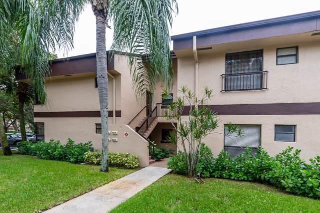2636 Carambola Circle N #1722, Coconut Creek, FL 33066 (MLS #RX-10578769) :: Berkshire Hathaway HomeServices EWM Realty