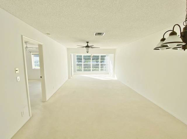 1011 Flame Vine Avenue #203, Delray Beach, FL 33445 (MLS #RX-10578791) :: United Realty Group