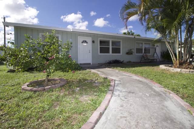 8697 40th Terrace N, Palm Beach Gardens, FL 33410 (MLS #RX-10578796) :: The Paiz Group