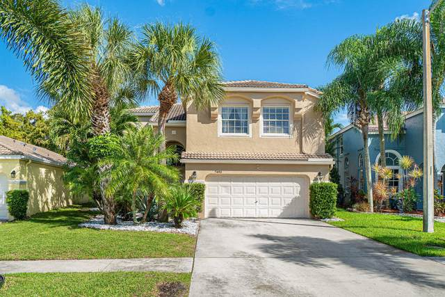 7493 Kingsley Court, Lake Worth, FL 33467 (MLS #RX-10578802) :: United Realty Group