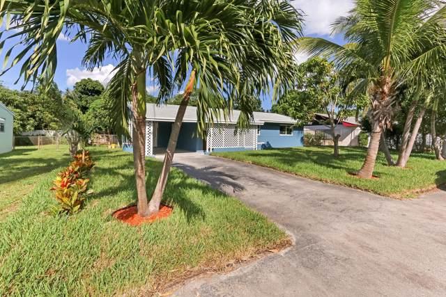 161 SE 27th Place, Boynton Beach, FL 33435 (#RX-10578806) :: Ryan Jennings Group