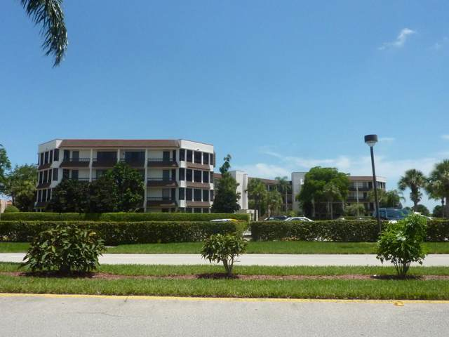5257 Fountains Drive S #103, Lake Worth, FL 33467 (MLS #RX-10578810) :: United Realty Group