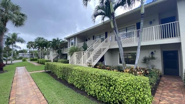 47 Stratford Lane F, Boynton Beach, FL 33436 (#RX-10578817) :: Posh Properties