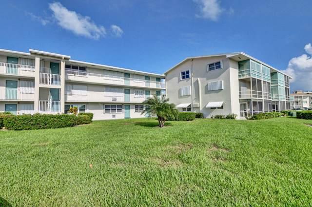 210 Horizon Street E #207, Boynton Beach, FL 33435 (#RX-10578831) :: Ryan Jennings Group