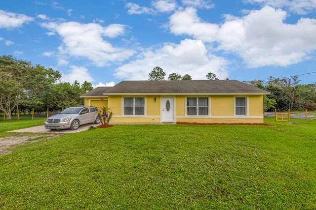 16893 81st Lane N, Loxahatchee, FL 33470 (MLS #RX-10578850) :: Berkshire Hathaway HomeServices EWM Realty